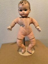 """FanB (Effanbee) Vintage 1940s Unknown Character name, Flirty Eyes, 12.5"""" Tall"""