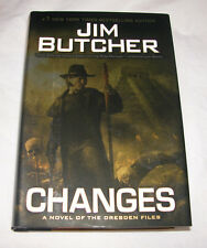 Dresden Files: Changes 12 by Jim Butcher 2010, Hardcover Free Shipping U.S.A.