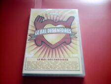 DVD NEUF LE BAL DES ENFOIRES 2012    sous blister