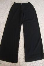 Women's CHICO'S black pants, .5  regular