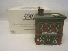 "Dept 56 New England 1995 ""Woodbridge Post Office"" #56572 Porclain Vguc"