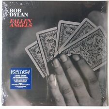 BOB DYLAN: Fallen Angels SEALED B&N Exclusive Blue Wax VINYL LP