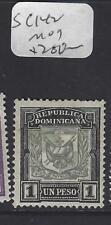 DOMINICAN REPUBLIC (PP0910B)  SC 142   VERY SCARCE      MOG