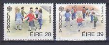 IRELAND, EUROPA CEPT 1989, CHILDREN'S GAMES, MNH