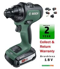 SALE - Bosch AdvancedDRILL18 2.5AH 18V 3 Attachments 06039B5072 4053423203769 D