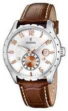 Relojes de pulsera Clásico de cuero resistente al agua