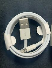 OEM Genuine Apple iPhone USB Charger Cable For 6 7 Plus 8 X 11 Max Pro & Ipad