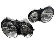 MERCEDES BENZ CL-CLASS C215 XENON HEADLIGHT LEFT & RIGHT SIDE ASSEMBLED OEM NEW