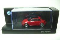 VW Beetle (rot) 2012