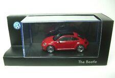 VW Beetle (rojo) 2012