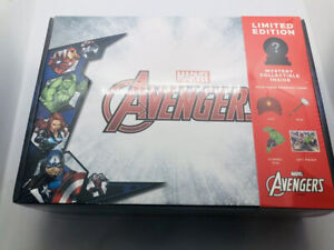 MARVEL AVENGERS CULTUREFLY LIMITED EDITION COLLECTIBLE BOX - Walgreens Exclusive
