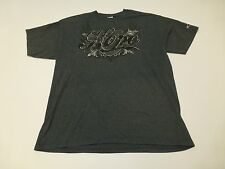 Gilden Mens Size XL Grey Convoy of Hope T Shirt Great Condition