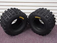 HONDA TRX 450R AMBUSH SPORT ATV TIRES 20X10-9 REAR (2 TIRE SET)  4PR