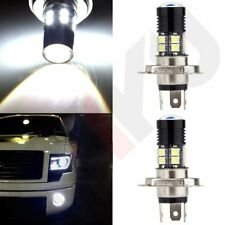 H4 9003 HB2 6000K SUPER WHITE 50W CREE LED Headlights Bulbs Kit High Low Beam