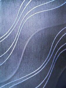 Pierre Cardin Tie Grey Pattern Wave Lines Mens Necktie