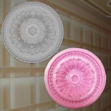 Stuck Negativform Gießform Silikonformen für Gips Verzierung Dekor Relief (72)