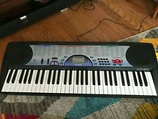 Casio CTK-471 61 Key Electronic Keyboard MIDI 100 Song Bank Works Perfect Music