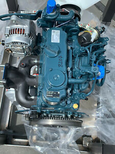 Brand New Kubota D722 engine for Bobcat MT52, 324, 463 Kubota K008, SSV65, SSV75