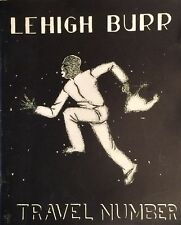 Lehigh University The BURR College Humor Magazine March 1928