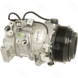 A/C Compressor fits 2006-2013 Lexus IS250 GS350 IS350  FOUR SEASONS