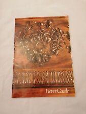 Hever Castle UK History Guide Home of Anne Boleyn Tudor Village by Scott 1970s
