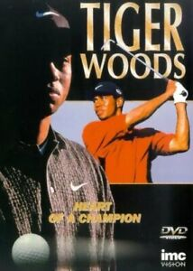 Tiger Woods - Heart Of A Champion [DVD][Region 2]