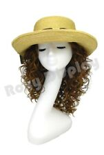 Female Mannequin Head long-necked Bust Wig Hat Jewelry Display #Mz-No.54