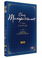 Chez Maupassant - Contes & Nouvelles - Volume 2 // DVD NEUF