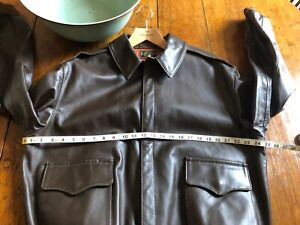 Eastman Leather Clothing Rough Wear® Contract 27752 Horsehide A2 new size 44