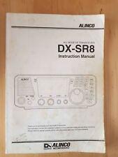 Alinco DX -SR 8  User manual