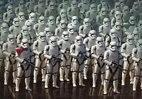 Fototapete Wandtapete 254x184cm Star Wars Storm Troopers Kinder Schlafzimmer