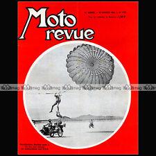 MOTO REVUE N°1725 GUAZZONI 50 SACHS NSU-WANKEL LAMBRETTA CENTO MOTOS USA 1965