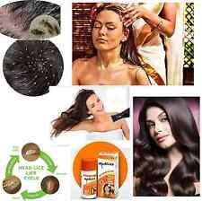 Anti Head Lice Lices Killer Hair Shampoo Scabies Treatment Kills Eggs Pubic Lice