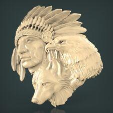(1007) STL Model Panno for CNC Router 3D Printer Artcam Aspire Bas Relief