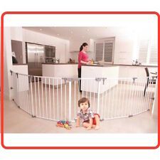 ❤ Dreambaby Royale Converta Playpen 2 Panel Safety Gate Extension Dream Baby ❤