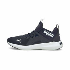 PUMA Men's Softride Enzo NXT Running Shoes Blue Size 14