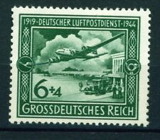 Germany WW2 Aircraft over Mercedes stamp 1944 MNH