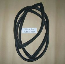Weatherstrip Glass Rubber Rear Seal for Toyota Corolla AE71 E70 KE70 TE71 72