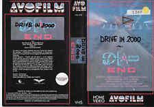 DRIVEN-IN 2000 - DEAD END (1986) VHS RARA