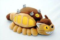 "My Neighbor Totoro 12"" soft  Cat Bus Plush Doll"