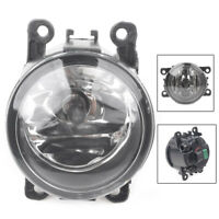 Fog Light Driving Lamp Fit LH/ RH for Acura ILX RDX TL TSX Fiat 500 Honda Pilot