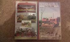 international tractors vhs videos