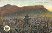 uk21676 burns monument edinburgh scotland  uk