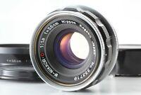 [Near Mint+++/ Hood] Nikon W Nikkor C 3.5cm 35mm f/1.8 Lens S Mount + Hood JAPAN