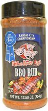 Three Little Pigs Kansas City Chamionship BBQ Rub - Seasoning Grill Weber Ribs