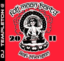Fullmoon PARTY 2011 = chakra/aquatica/SLIDER... = 2cd = Finest Psy Trance suoni!