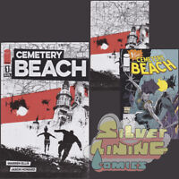 CEMETERY BEACH #1 Set of Three COVER A + VIRGIN + HOMAGE VARIANTS Image Comics