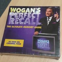 Board Game - Wogans Perfect Recall Game - Brand New Sealed