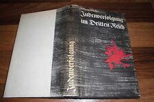 Wolfgang Scheffler -- JUDENVERFOLGUNG im DRITTEN REICH 1933 bis 1945 // 1961