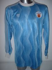 East Germany DDR ADIDAS Large Vintage Football Soccer Shirt Jersey Trikot Top